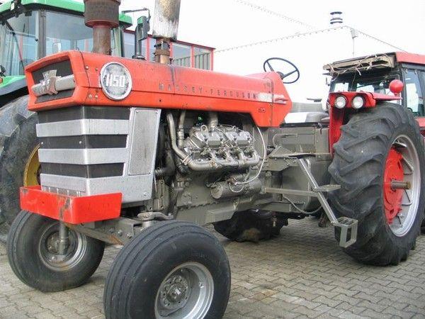 Masseyferguson 1150 Massey Ferguson Pinterest Tractor Car