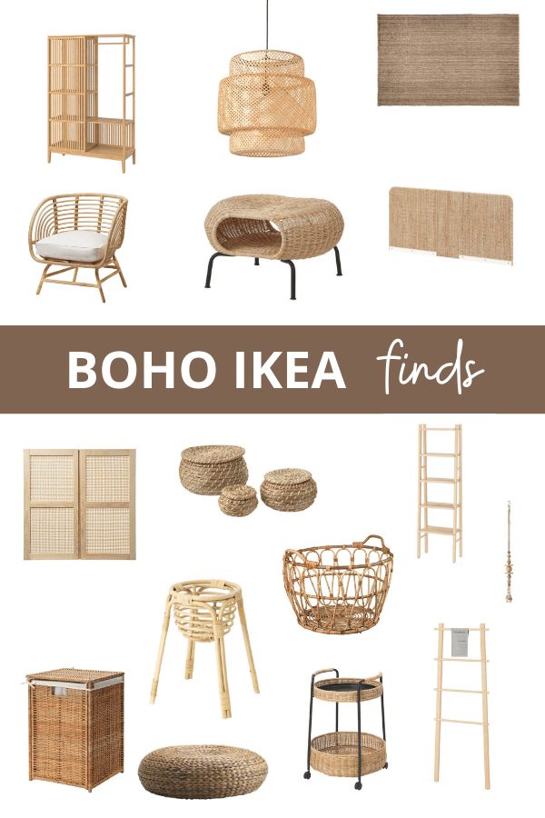 The Best Boho Style Finds from IKEA