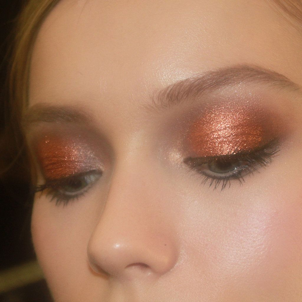 Photo of 2013 Fall NYFW: The Bronze Eye Look You'll Wear Everywhere at J. Mendel