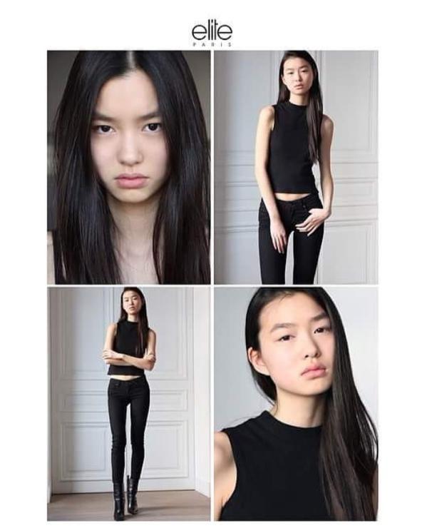 estelle chen - Google Search | Muses | Model headshots