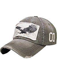 KBETHOS Distressed Classic Vintage Hats  faf023302cb
