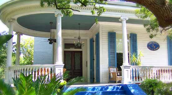 New Orleans Lodging Innkeepers Guy Nancy Fournier Someday The
