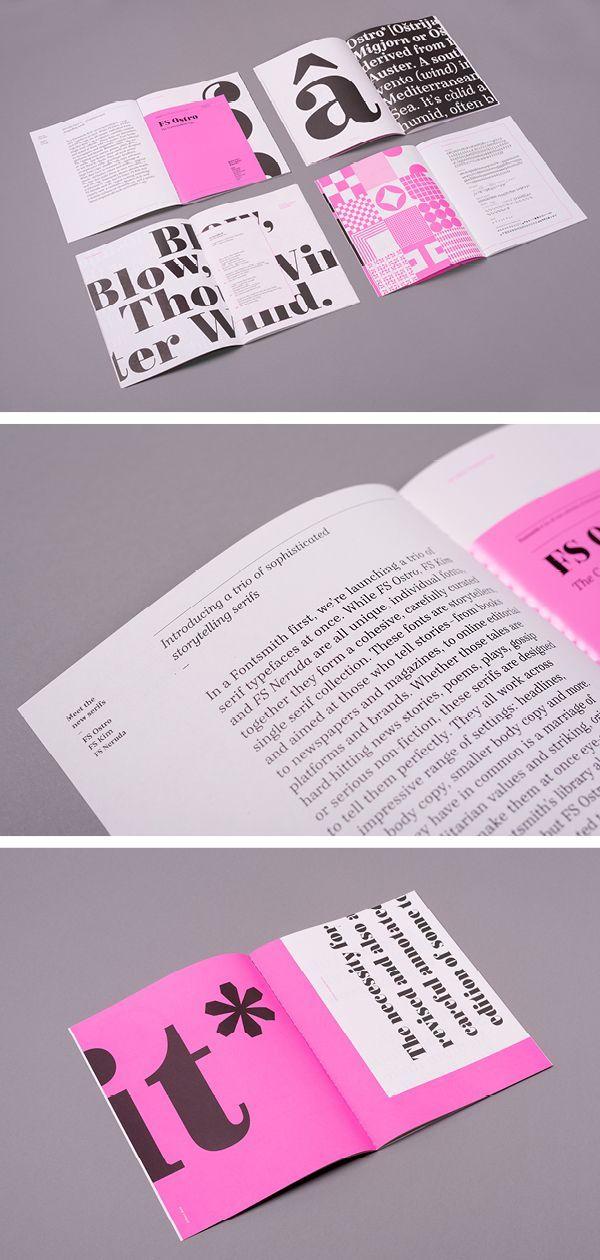 Storytelling serifs - #serifs #Storytelling #editoriallayout