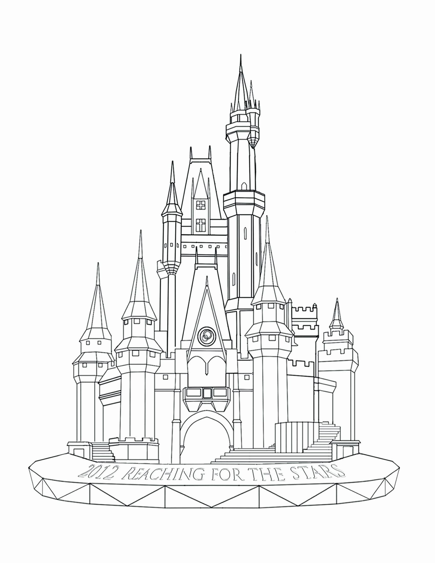 Princess And Castle Coloring Pages Best Of Castle Images For Coloring Axionsheet Castle Coloring Page Disney Castle Drawing Castle Painting