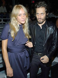 Chloe Sevigny and Vincent Gallo
