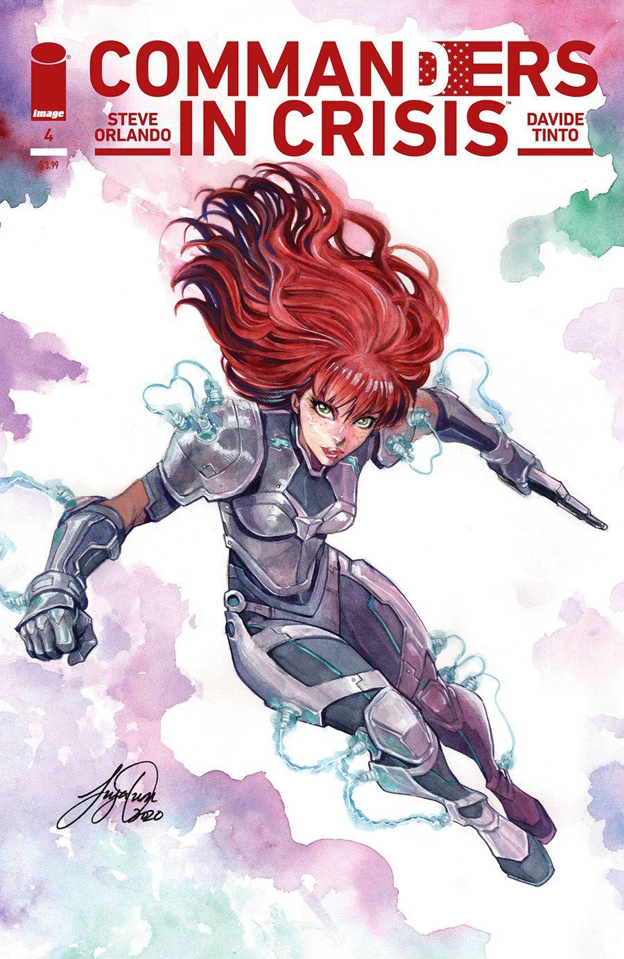 Commanders In Crisis 4 In 2021 Image Comics Story Arc Comics