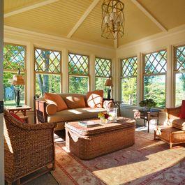 Sunroom Decorating Ideas Design, Pictures, Remodel, Decor and Ideas
