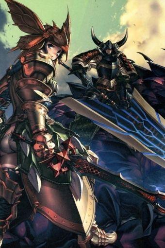 Anime Battle Iphone Hd Wallpaper Anime Warrior Anime Fantasy Warrior Best anime warrior hd wallpaper