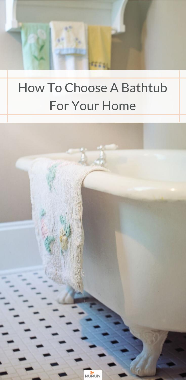 How To Choose A Bathtub For Your Bathroom Bathroom Renovation