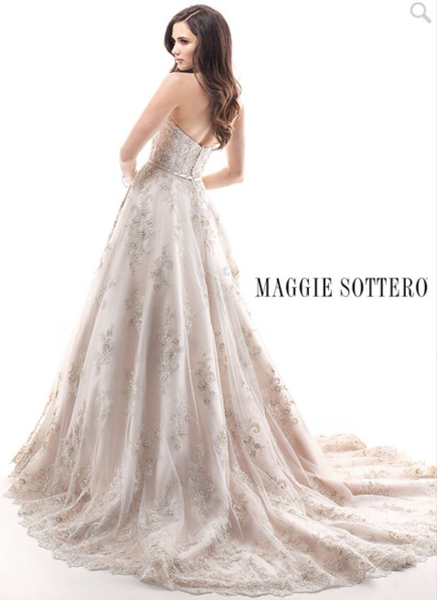 Hannah- Maggie Sottero 2014