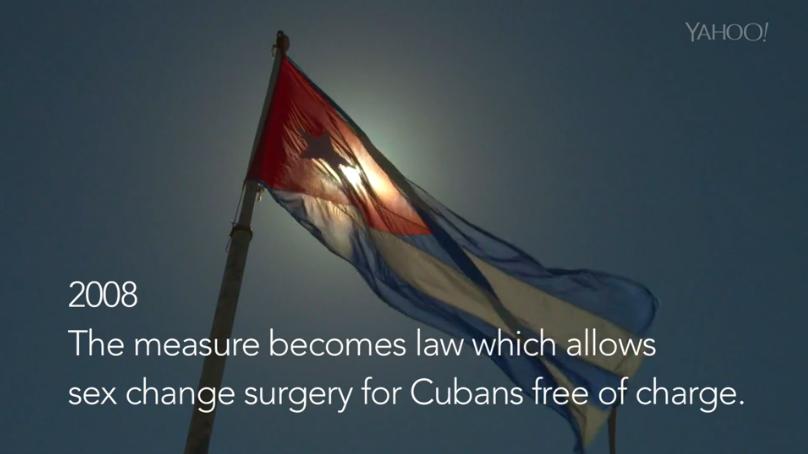 LGBT In Cuba | pin made by RomANikki https://news.yahoo.com/video/gay-cuba-050209706.html