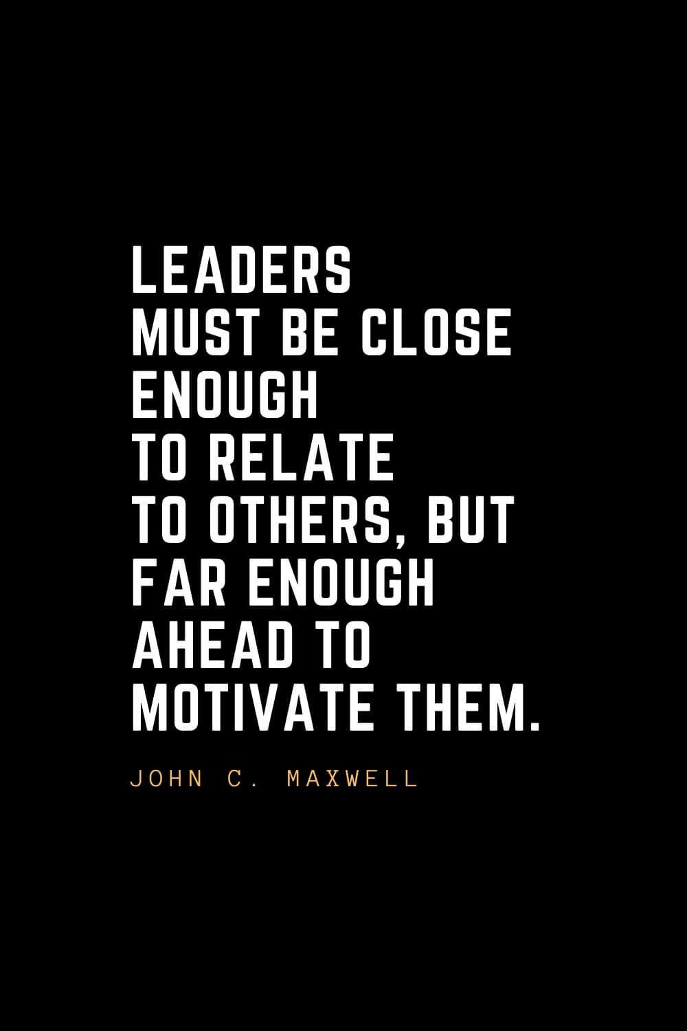 100 Famous and Inspiring Leadership Quotes