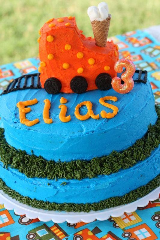 Simple DIY Train Birthday Party Birthdays Birthday party ideas