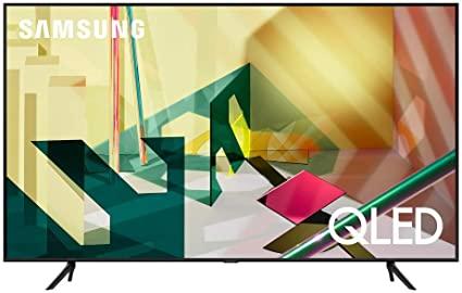 Amazon Com Samsung 65 Inch Class Qled Q70t Series 4k Uhd Dual Led Quantum Hdr Smart Tv With Alexa Built In Qn65q70tafxza 2020 In 2020 Uhd Tv Samsung Tvs Smart Tv