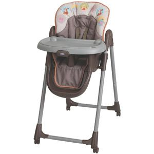 Graco Mealtime High Chair Winnie The Pooh Peek A Pooh