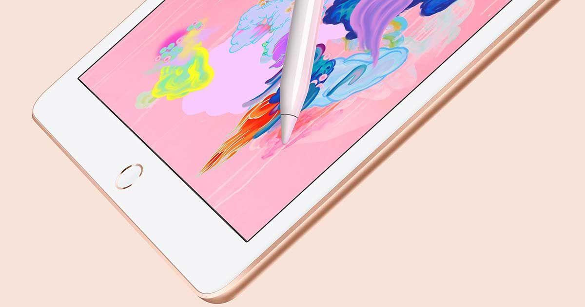 Ipad 2018 ايباد 2018 المواصفات والمميزات والسعر صدى التقنية Apple Ipad Samsung Wallpaper Buy Apple