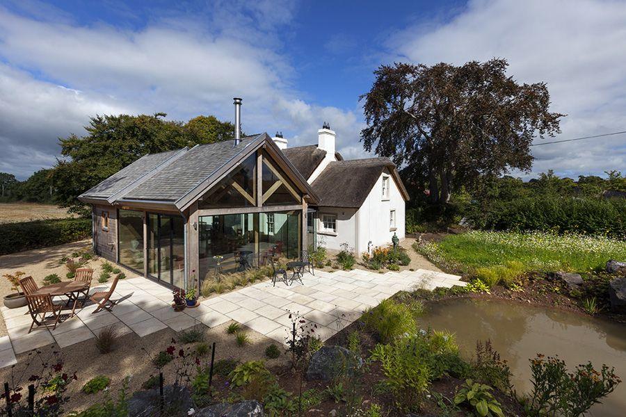 900 600 kitchen pinterest for Cottage extension designs