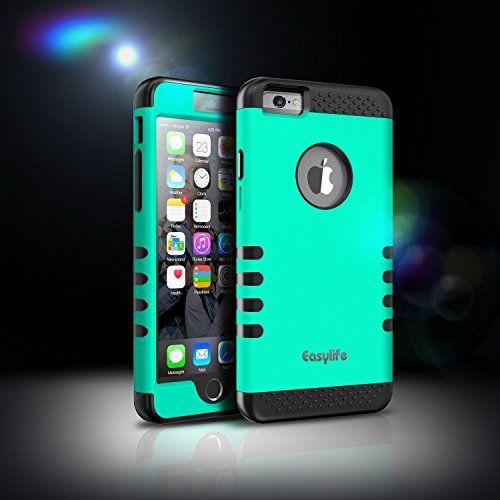 Easylife™ iPhone 6 (4.7 Zoll)Ultradünne Schutzhülle Tasche Case Cover für iPhone6 (Grün) Check more at http://www.techflair.com/store/easylife-iphone-6-4-7%e3%80%80zollultradunne-schutzhulle-tasche-case-cover-fur-iphone6-grun/