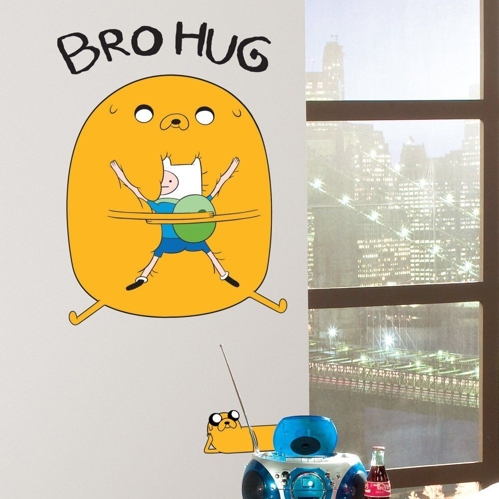 Adventure Time Wall Decals