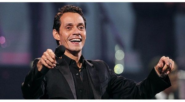 Singer Marc Anthony Drops F-Bomb on Donald Trump
