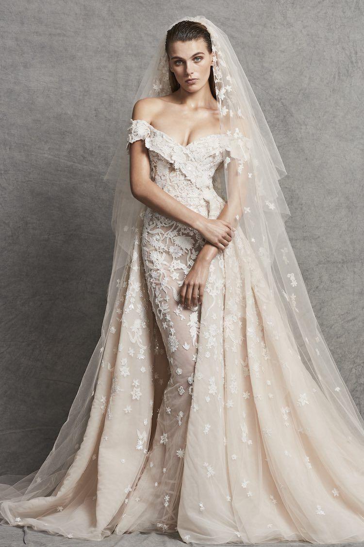 Timelessly elegant zuhair murad wedding dresses fall zuhair