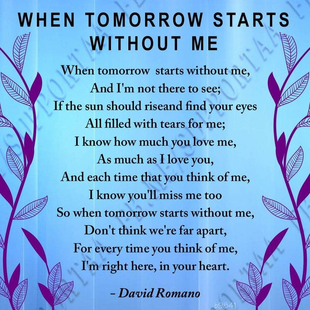 Pin by Laurie Robles on Alzheimers | Poems for him