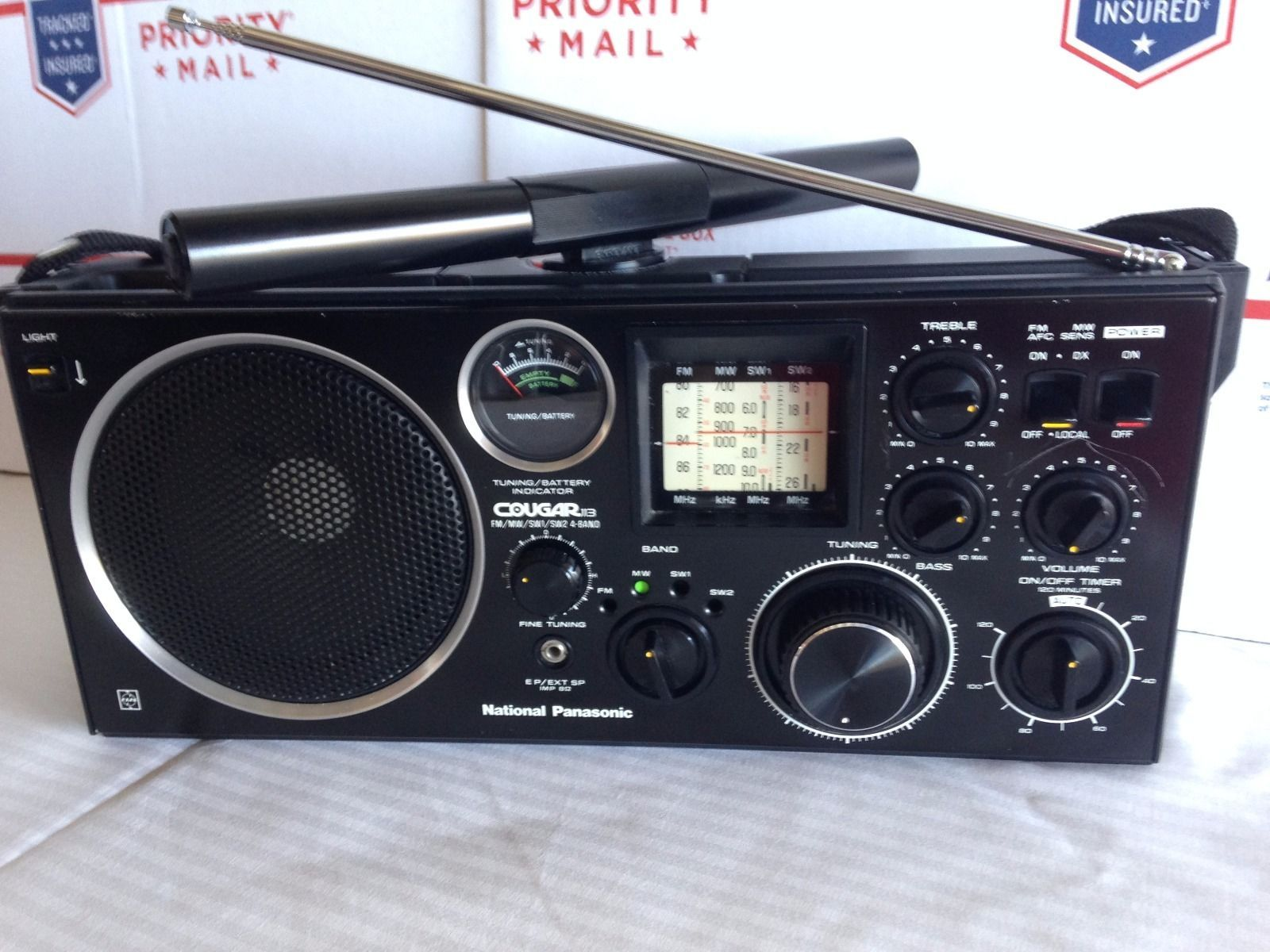 d7ed0c360e17b1aa9d5f1f60902ed505 30 best radio images on pinterest radios, ham radio and hams Panasonic RF 2600 Manual at bakdesigns.co