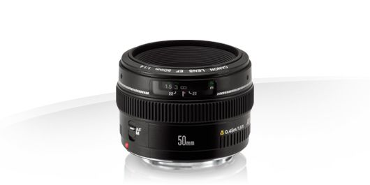 Canon EF 50mm f/1.4 USM - gebraucht mit kleiner äußerlicher Macke günstig bekommen, gewaltige Lichtstärke, tolles Bokeh!