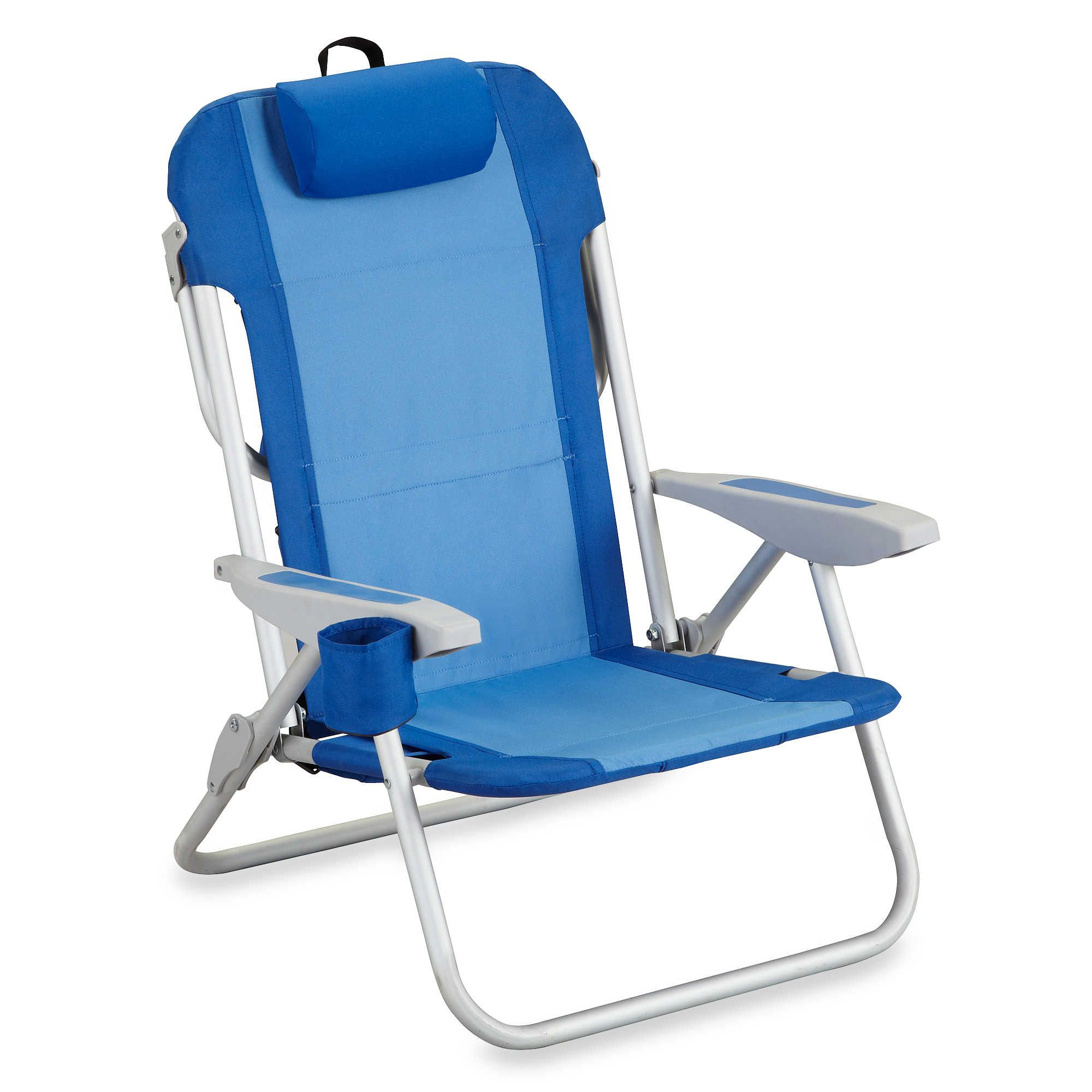 Rio 5Position Backpack Beach Chair (With images