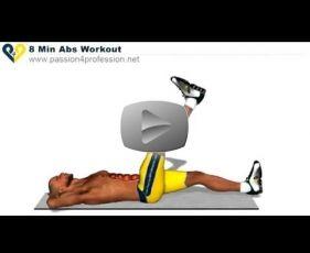Bài tập cơ bụng 6 múi