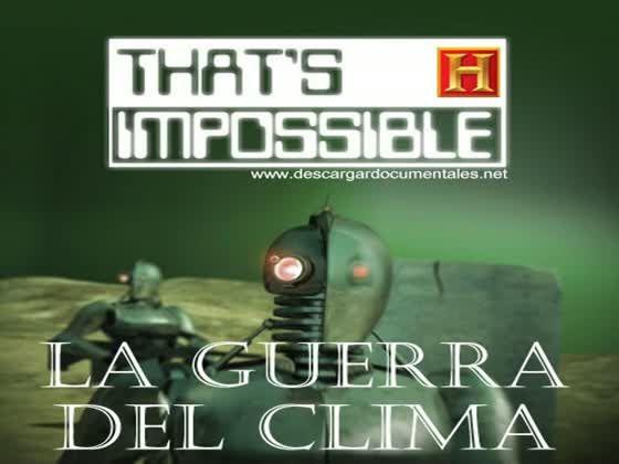 Illuminatis Utilizan La Guerra Climatica: Chemtrails, HAARP, El Futu