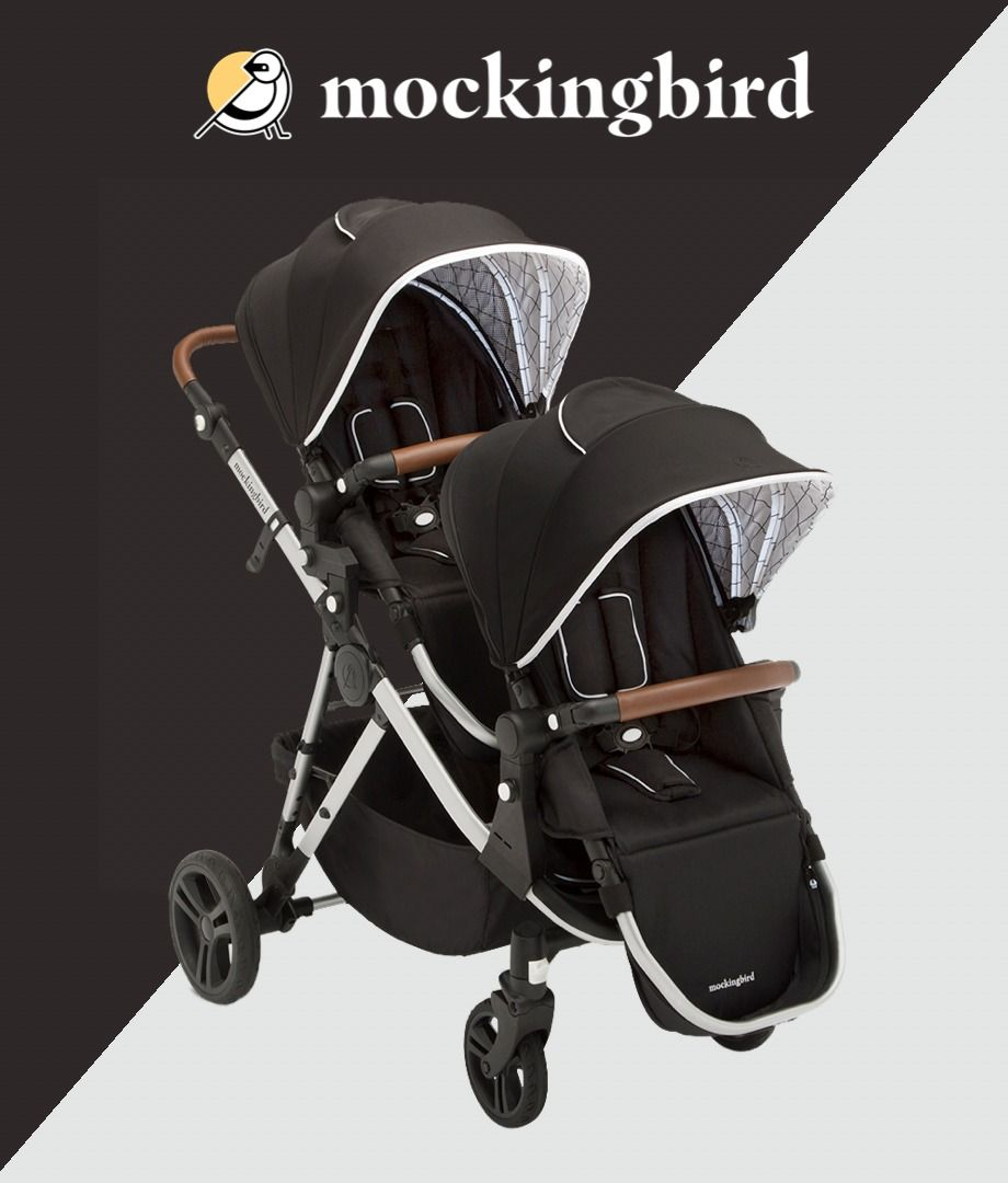 Mockingbird SingletoDouble Stroller in 2020 Stroller