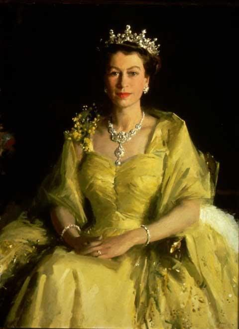 """Elizabeth was proclaimed Queen at 11 am, Feb. 8, 1952. It happened at the balcony of St. James' Palace, the official seat of the monarchy, just next door to the Clarence House. A little segue for this matter; because St. James' Palace is the """"official state palace"""", hence every ambassador is accredited to the Court of St. James'."""