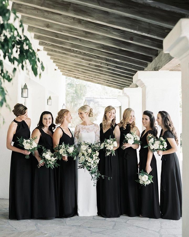 5a19c4fe4c8 44 Long Bridesmaid Dresses That You Will Absolutely Love ...