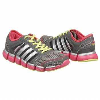 Tired these on the other day and they were SO comfortable - Adidas Women's CC Oscillation Sharp Grey/Super Pin