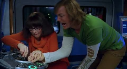 Scooby Doo 2 Monsters Unleashed 2004 Scooby Takes The Wheel Scooby Doo Scooby A Day In Life