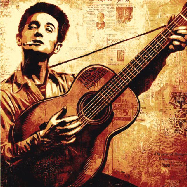 Guthrie. THE original