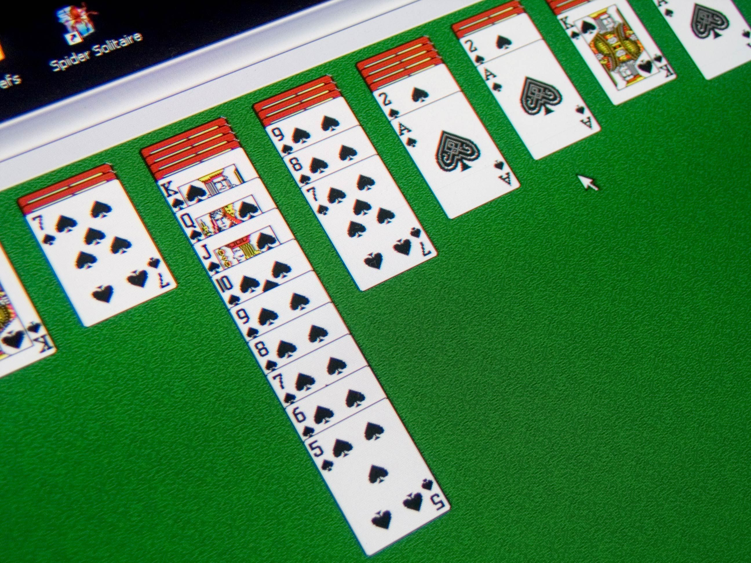 Solitaire Cartes Cards Jeuxdecartes Cardsgame Jeu Game