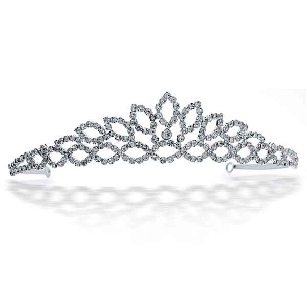 Sterling Silver Tiara Morning Dew In Princess Crown Coloring Page Netart