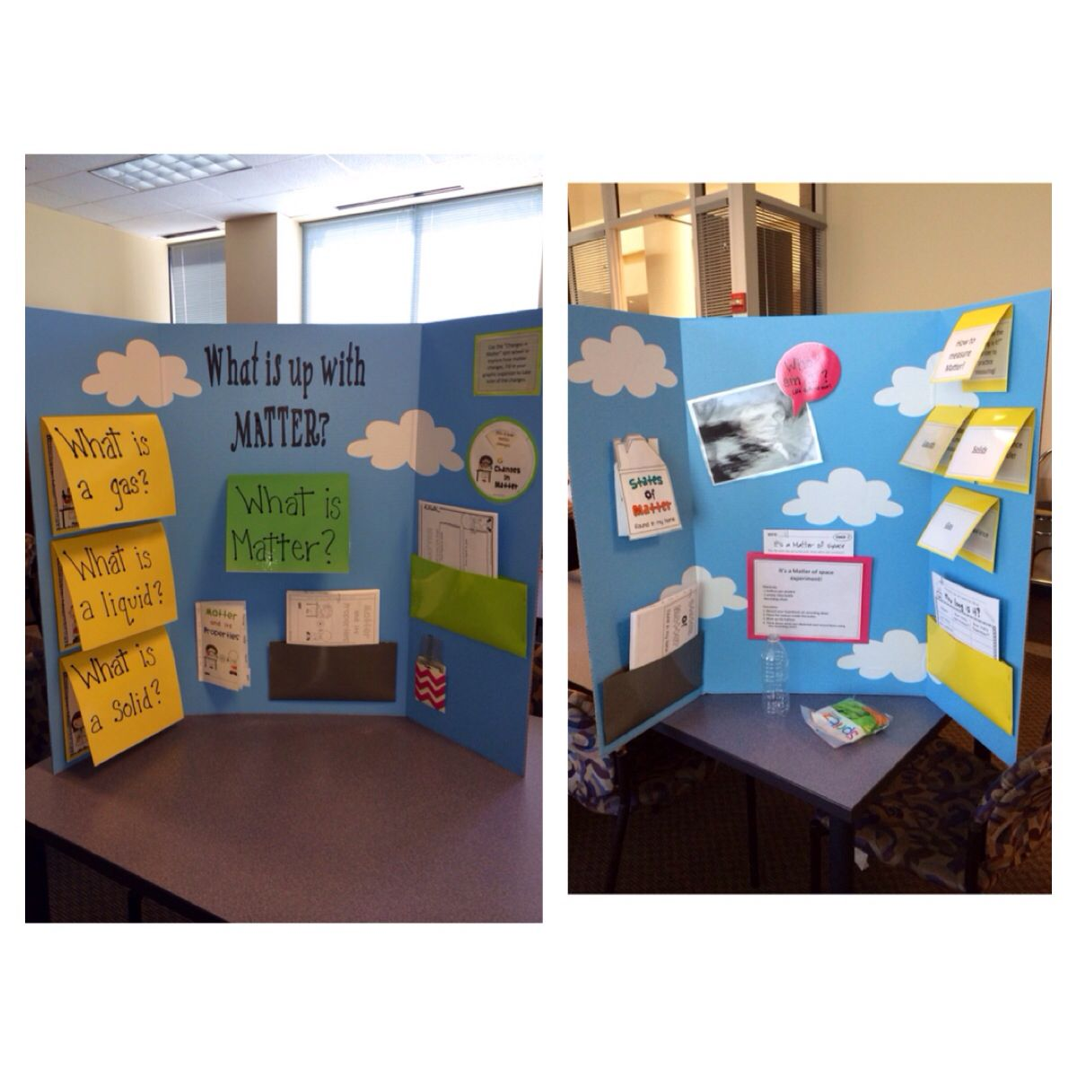 Ideas for poster board displays