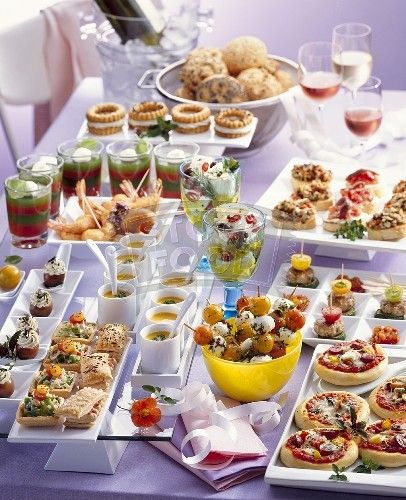 Wedding Finger Food Buffet: Image Courtesy Of Http://www.miseenplaceblog.com.br/2011