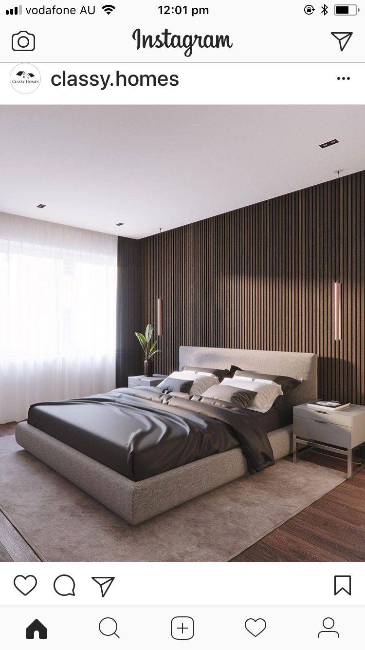 Pin di Choon Seong su Bedroom Stanza da letto, Interni