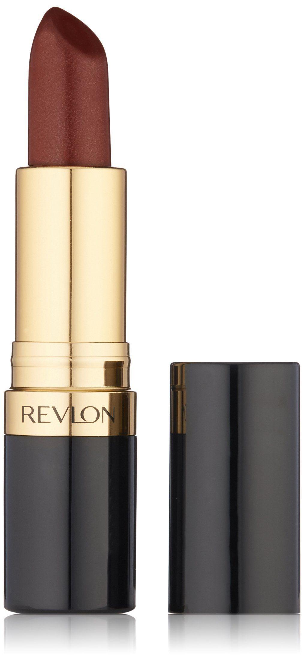 Revlon Super Lustrous Lipstick Pearl, Coffee Bean 300, 015 Ounce