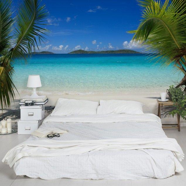 3d fototapete meer perfect maledives vliestapete breit. Black Bedroom Furniture Sets. Home Design Ideas