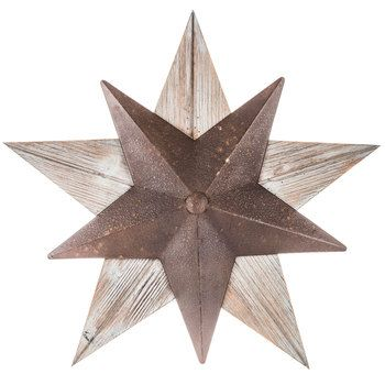 Get Star Wood Metal Wall Decor Online Or Find Other Art Products From Hobbylobby