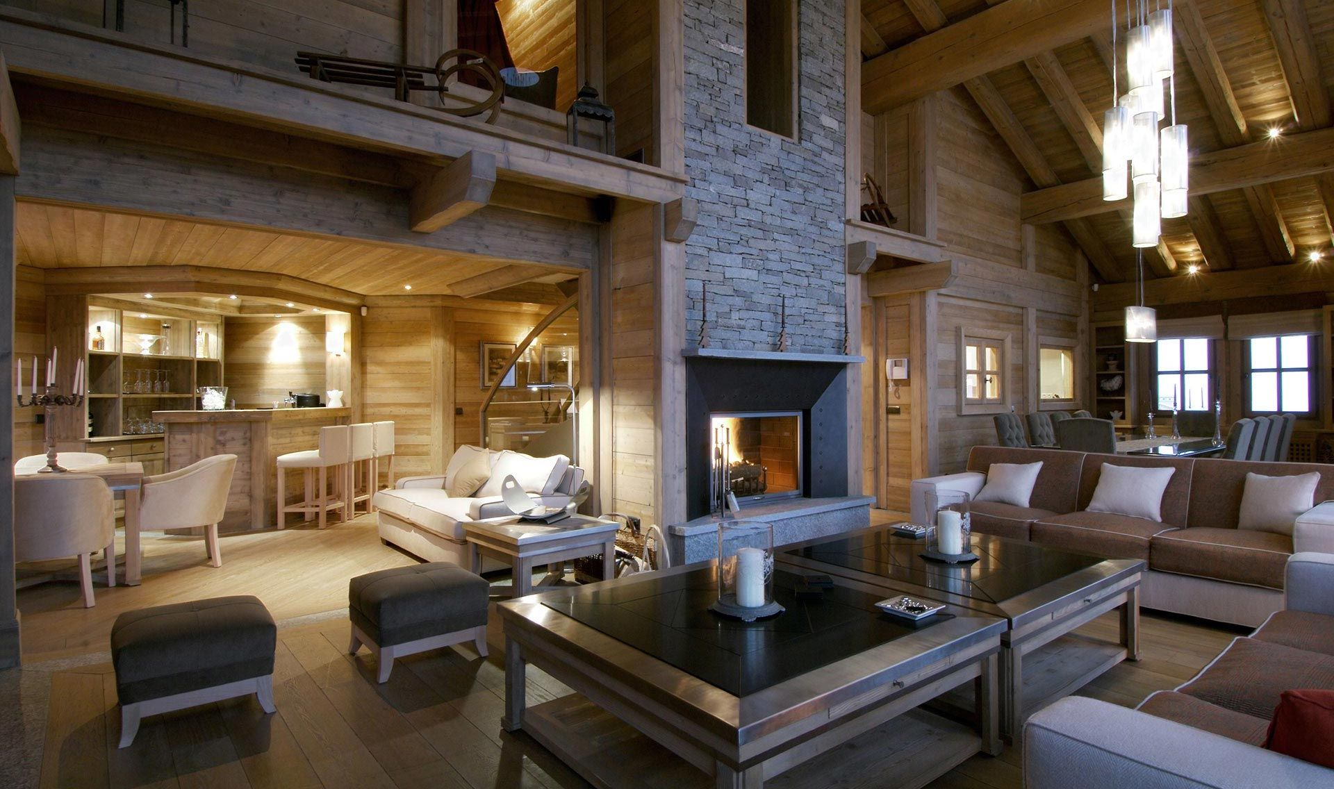 luxury chalet rentals courchevel courchevel prestige chalets chalet razzie wooden. Black Bedroom Furniture Sets. Home Design Ideas