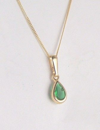 Classic 9ct gold small teardrop emerald pendant charm ebay uk classic 9ct gold small teardrop emerald pendant charm ebay uk aloadofball Gallery