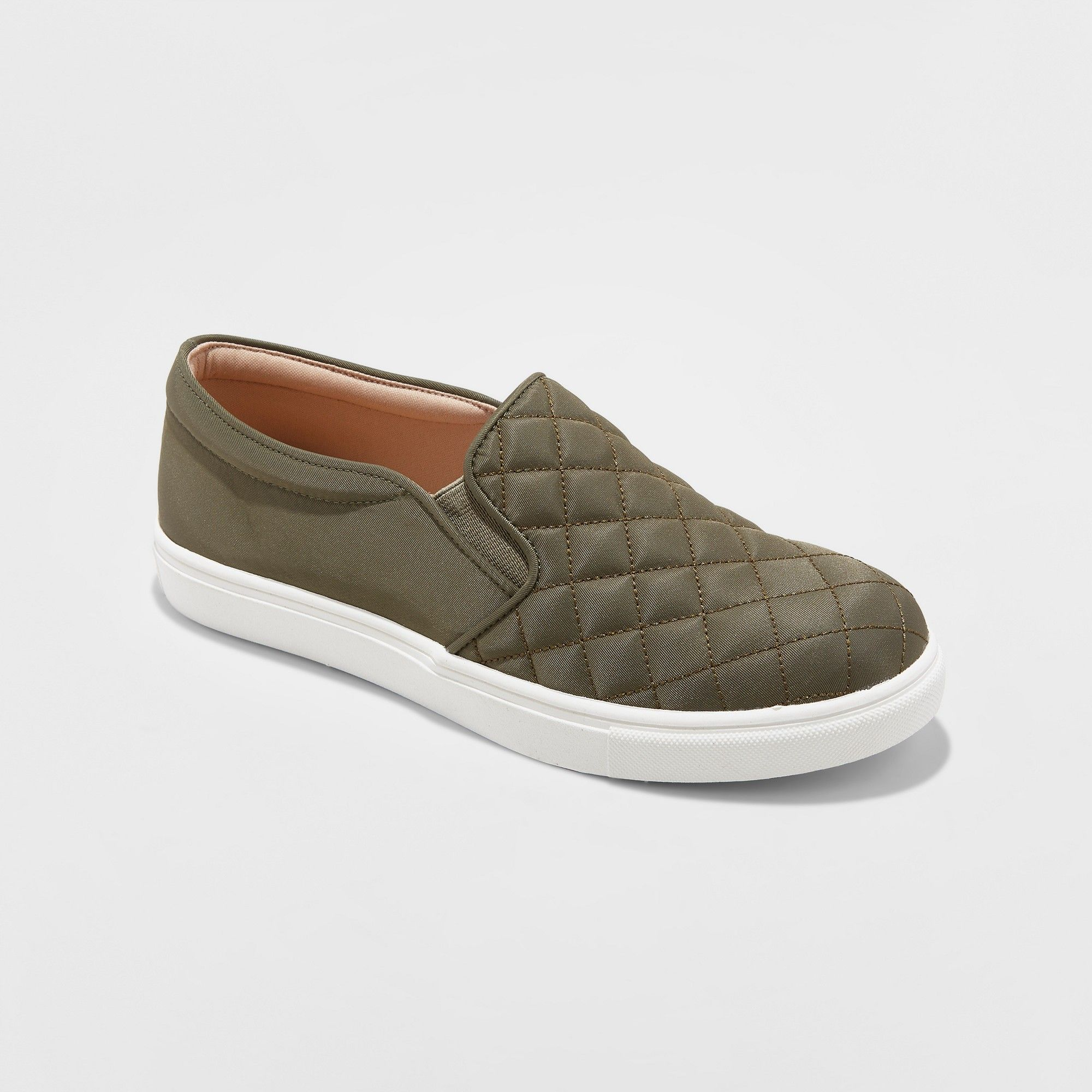 Reese Wide Width Quilted Sneakers