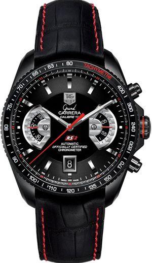 22bfe38f320 TAG Heuer Grand Carrera Chronograph Watch