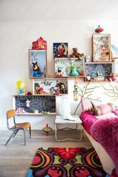 LIA Leuk Interieur Advies/Lovely Interior Advice: Rainbow Rooms ...